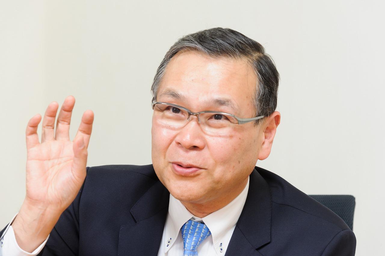 IQVIA・湊方彦会長 AIエンジン「...